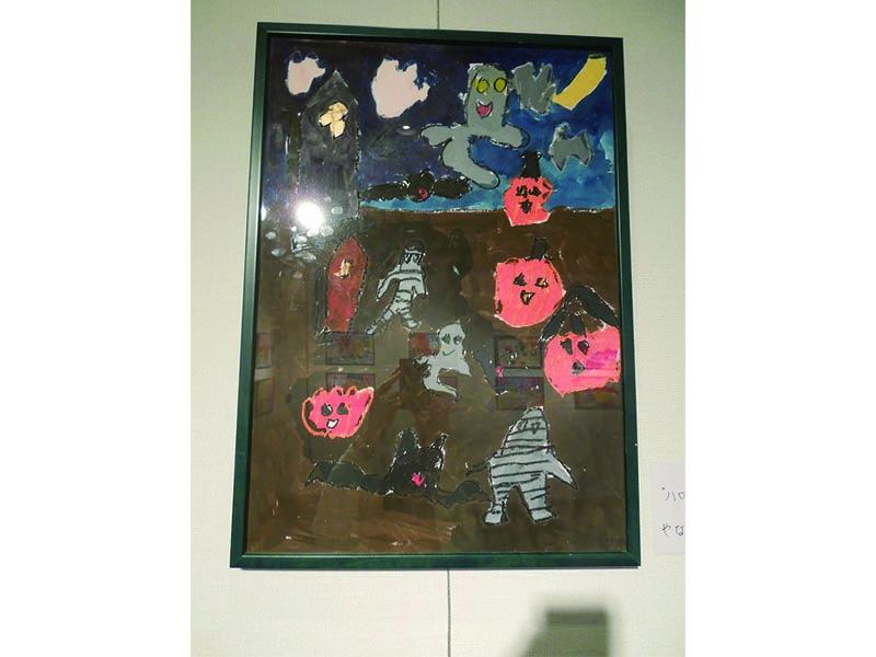 大阪府豊中市で絵画造形教室ならアトリエえのぐばこ48